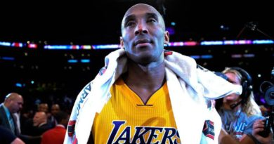 Biografia de Kobe Bryant